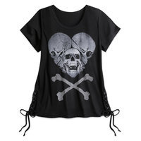 Pirates of the Caribbean Fashion Tee for Women by Disney Boutique