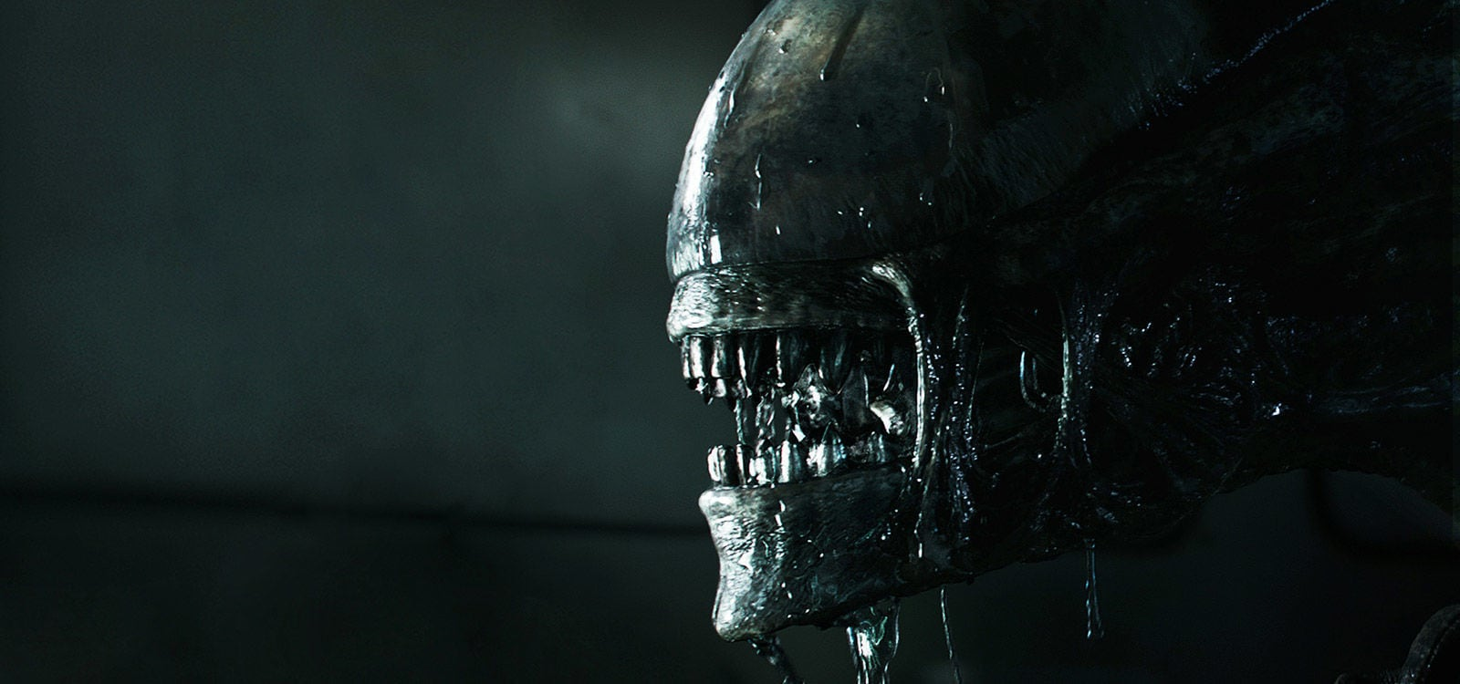 "Adult Alien in the movie ""Alien: Covenant"""