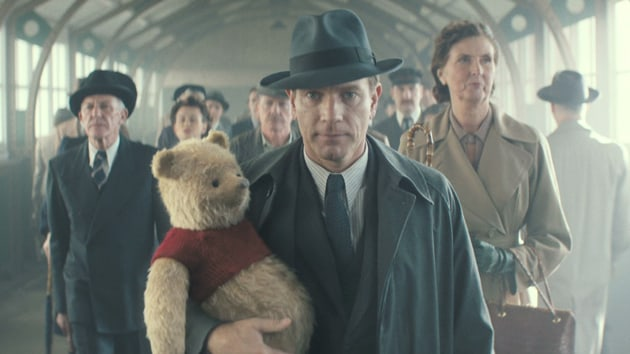 Christopher Robin Extended Sneak Peek