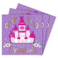 Image of Sofia the First Lunch Napkins # 1