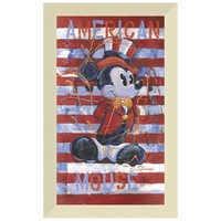 Image of Mickey Mouse ''American Mouse'' Giclée by Eric Robison # 7