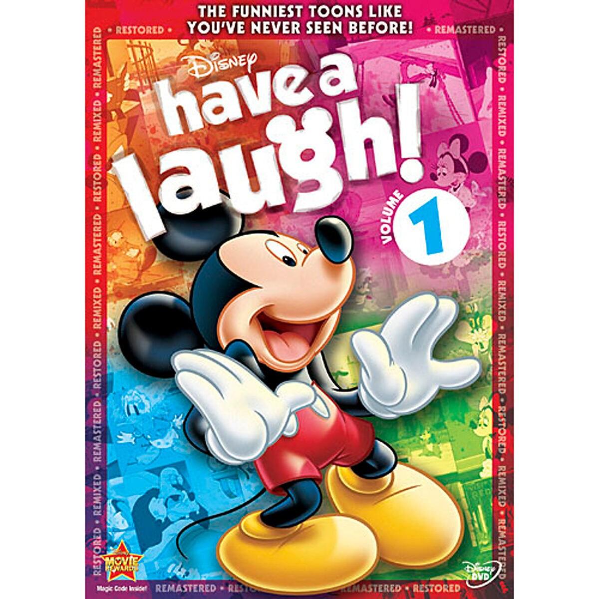disney s have a laugh volume 1 dvd shopdisney
