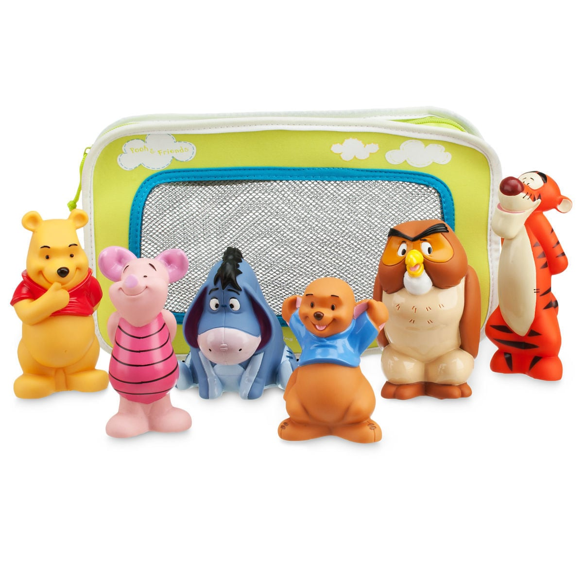 Winnie the Pooh and Pals Bath Toy Set for Baby   shopDisney