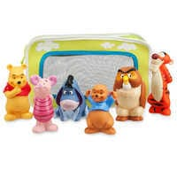 샵디즈니 Disney Winnie the Pooh and Pals Bath Toy Set for Baby