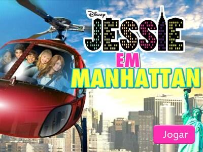 Jessie em Manhattan