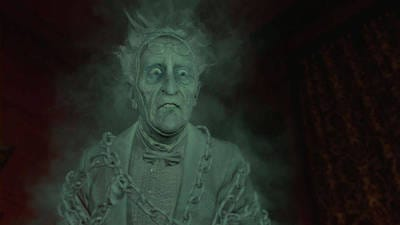christmas carol three ghosts