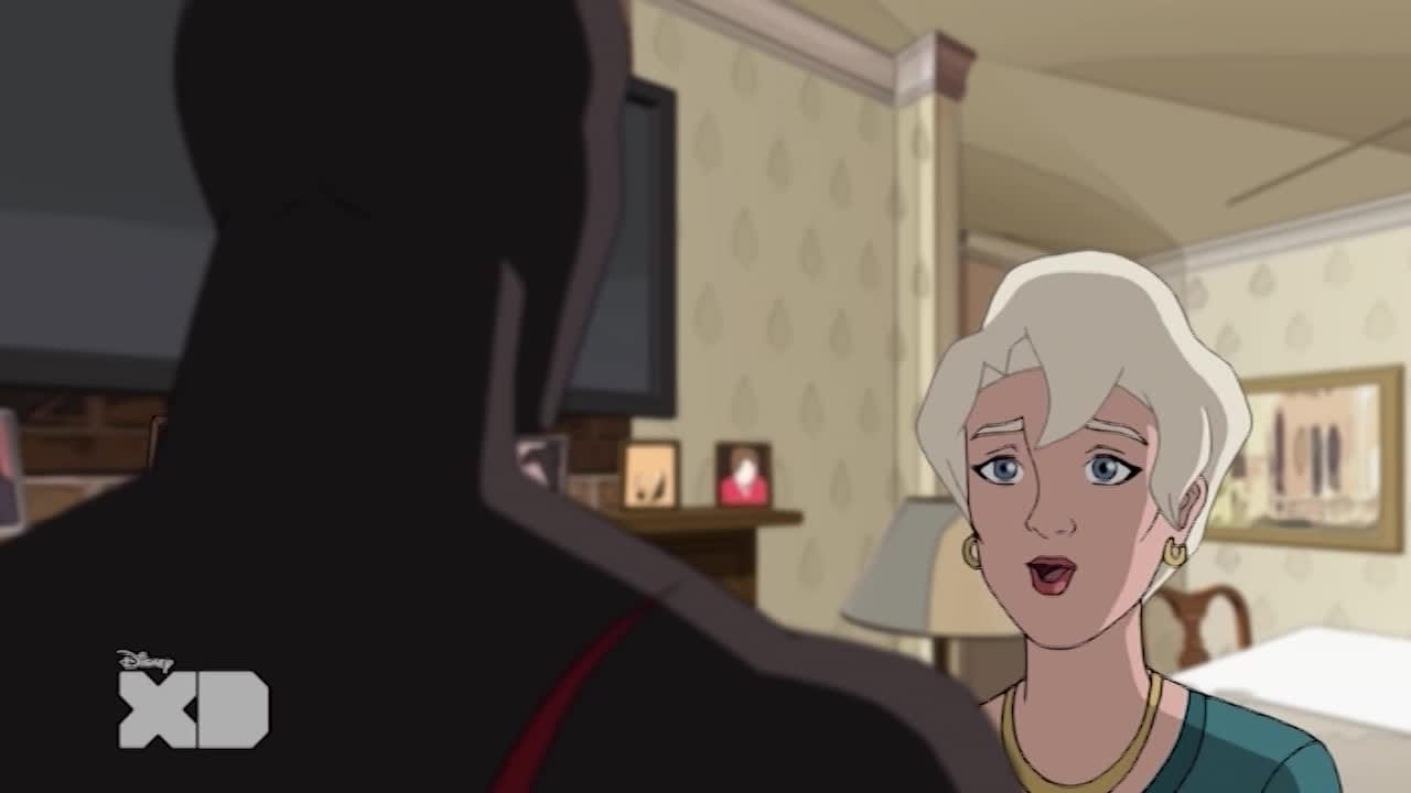 Ultimate Spider-man contro i sinistri sei - Zia May