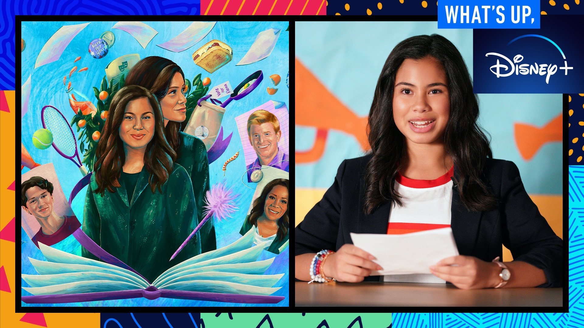 Diary of a Future President | What's Up, Disney+