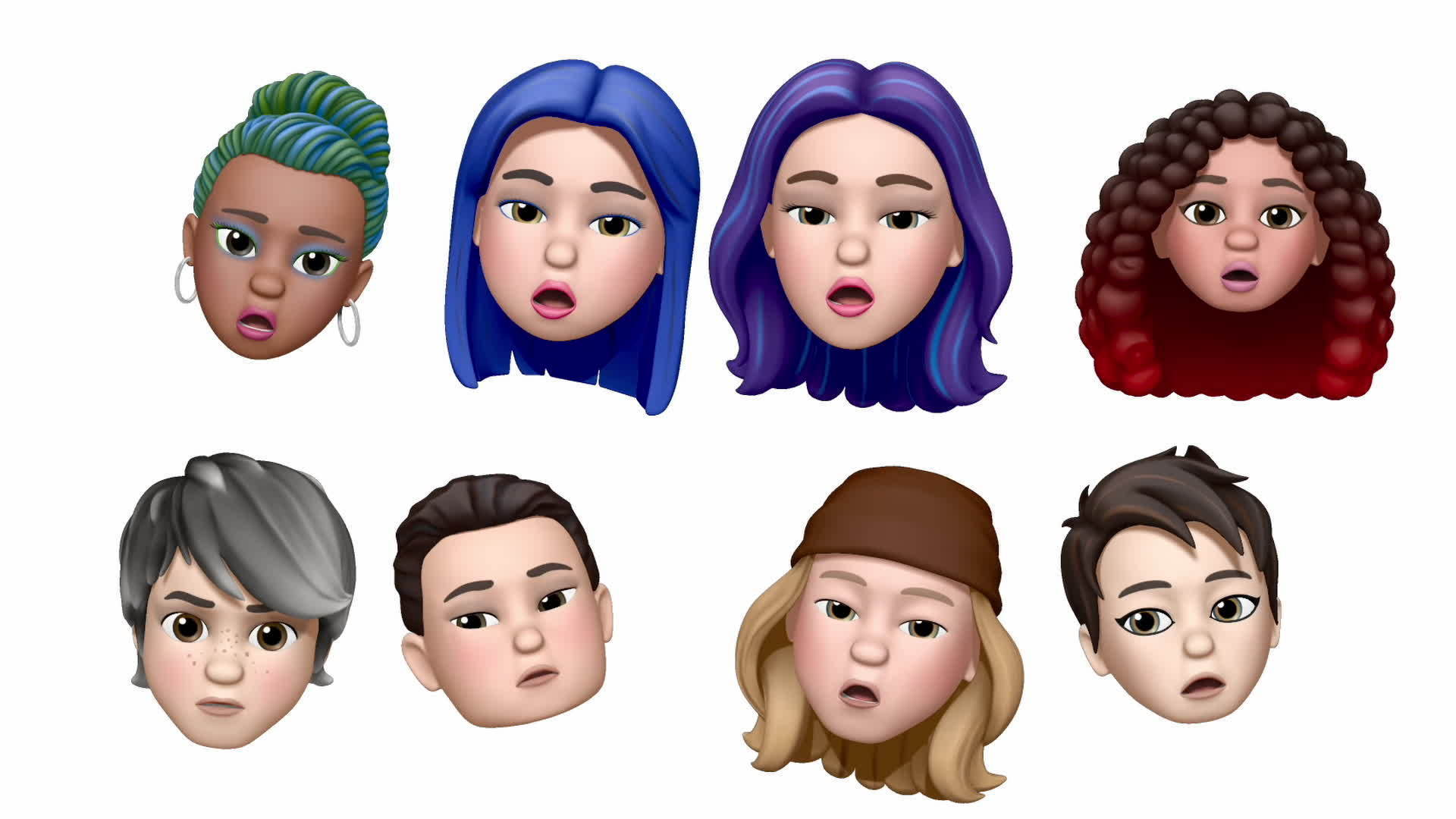 Memoji Music Video: Night Falls