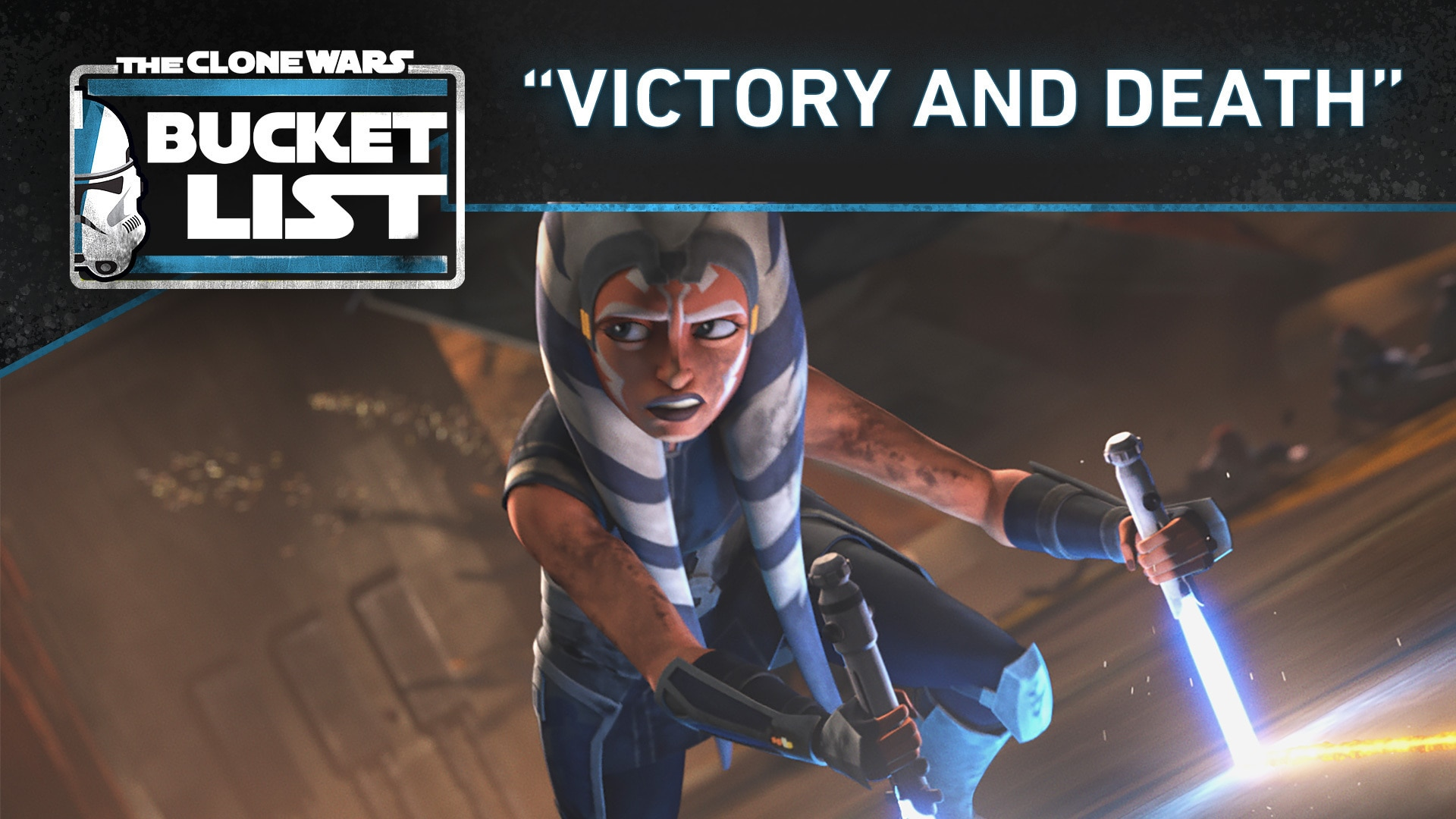 """Bucket List: """"Victory and Death"""" - Star Wars: The Clone Wars"""
