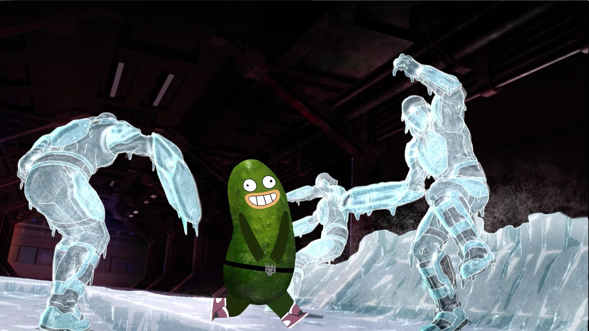 Pickle y Maní intervienen Guardianes de la Galaxia
