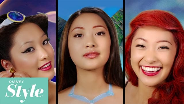 Transformations Time-lapse - Disney Style