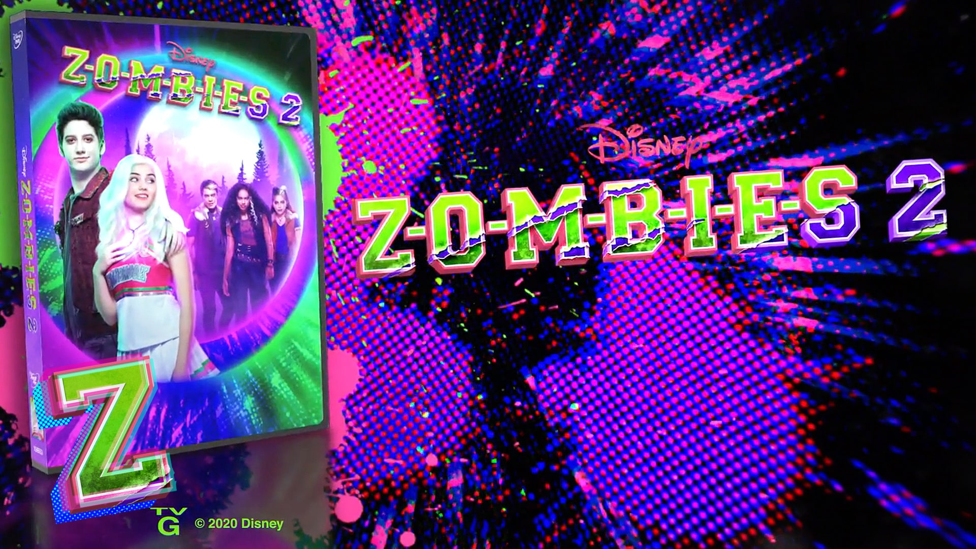 DVD Now Available | ZOMBIES 2