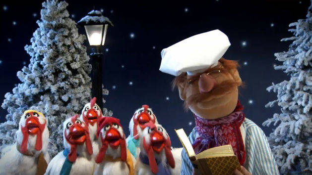 Oh Christmas Tree - Clip - The Muppet Christmas Carol