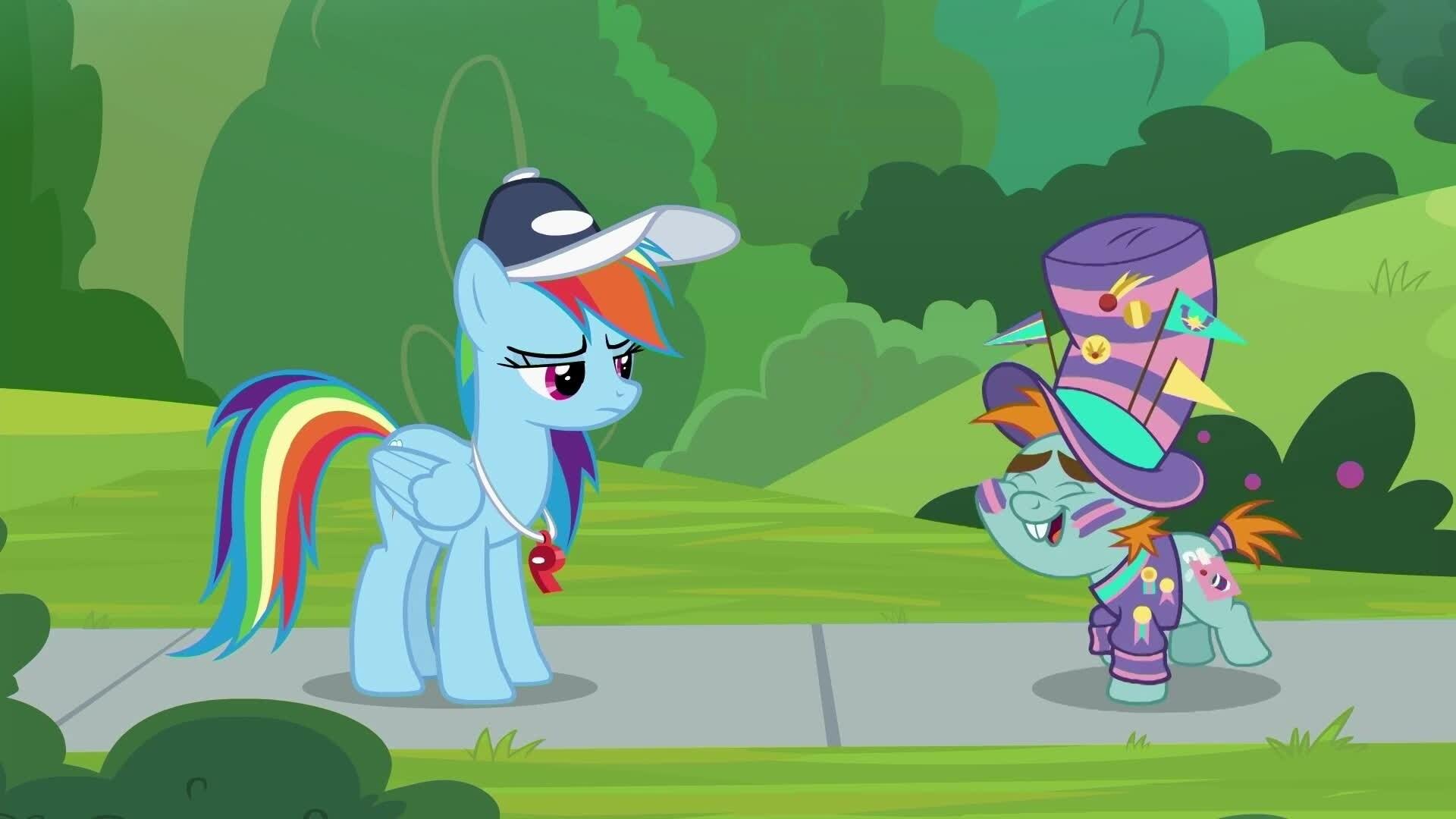 My Little Pony - Freundschaft ist Magie - 2, 4, 6, - es kracht!