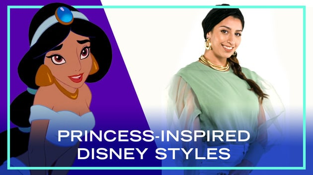 Spring Outfits Inspired by Disney Princesses | Fashion by Disney Style