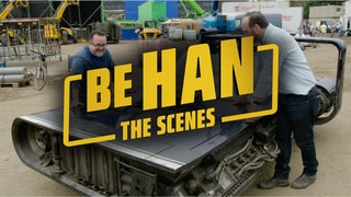 Han's Speeder - BeHan the Scenes