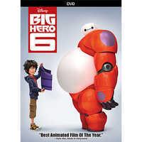 Image of Big Hero 6 DVD # 1