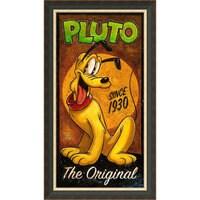 Image of ''Pluto the Original'' Giclée by Darren Wilson # 7