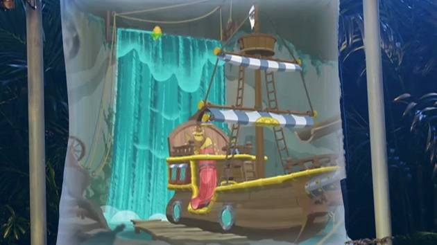 Music Video: Pirate Island Hideout