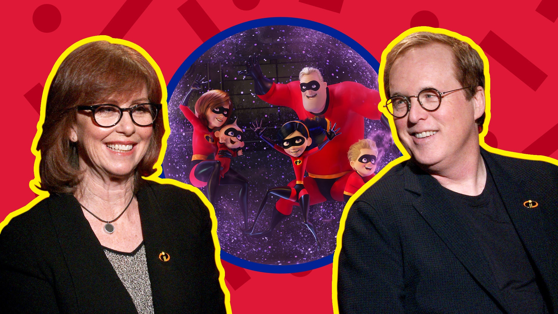 Brad Bird and Nicole Grindle on Taking on Incredibles 2 | Oh My Disney