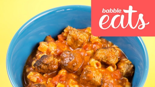 Homemade Crock-Pot Spaghetti-Os | Babble
