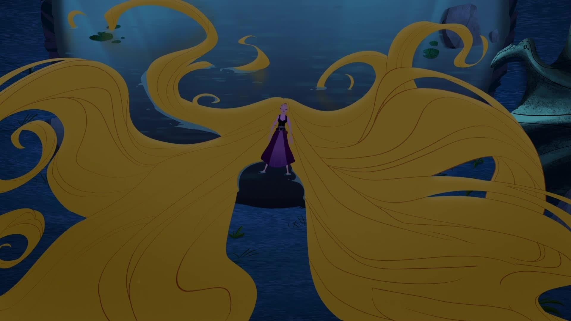 Rapunzel - Die Serie - Die Macht des Mondsteins - Teil 2