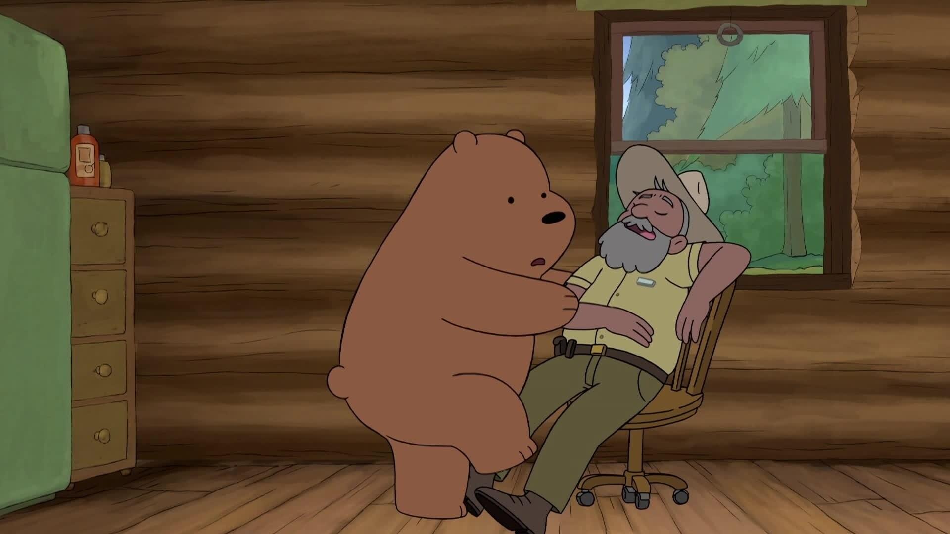 We Bare Bears - Bären wie wir - Wir und das verschwundene Sandwich / Wir und Grizzlys Film