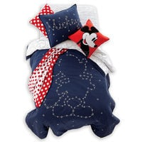 Mickey Mouse It's in the Stars Comforter by Ethan Allen