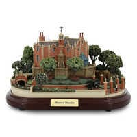 Image of Walt Disney World The Haunted Mansion Miniature by Olszewski # 1