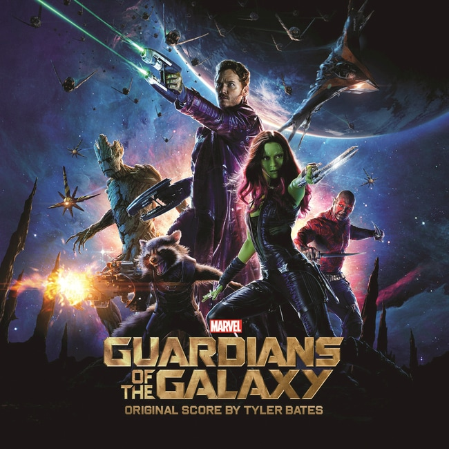 Guardians of the Galaxy: Original Score