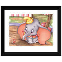Image of ''Dumbo at the Circus'' Giclée by Michelle St.Laurent # 2
