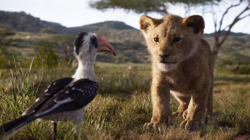 Lion King - Trailer 3