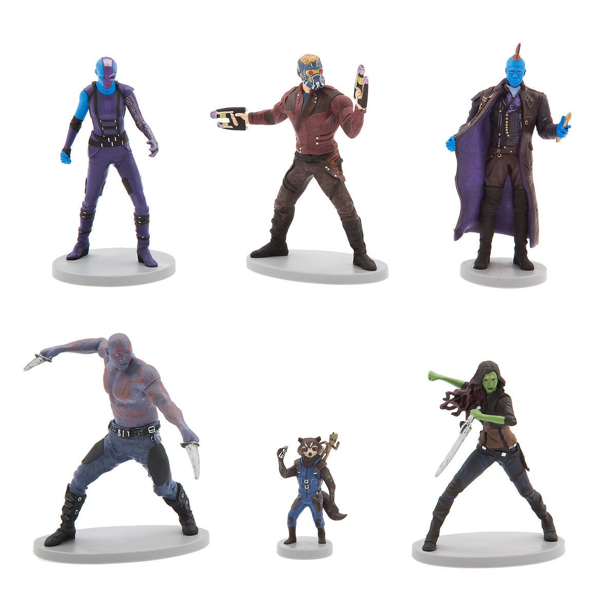 Guardians of the Galaxy Vol 2 Figure Play Set  shopDisney
