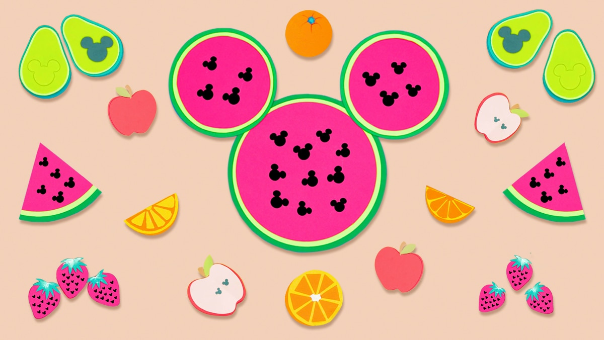 Learn Fruits with Mickey | Disney Family
