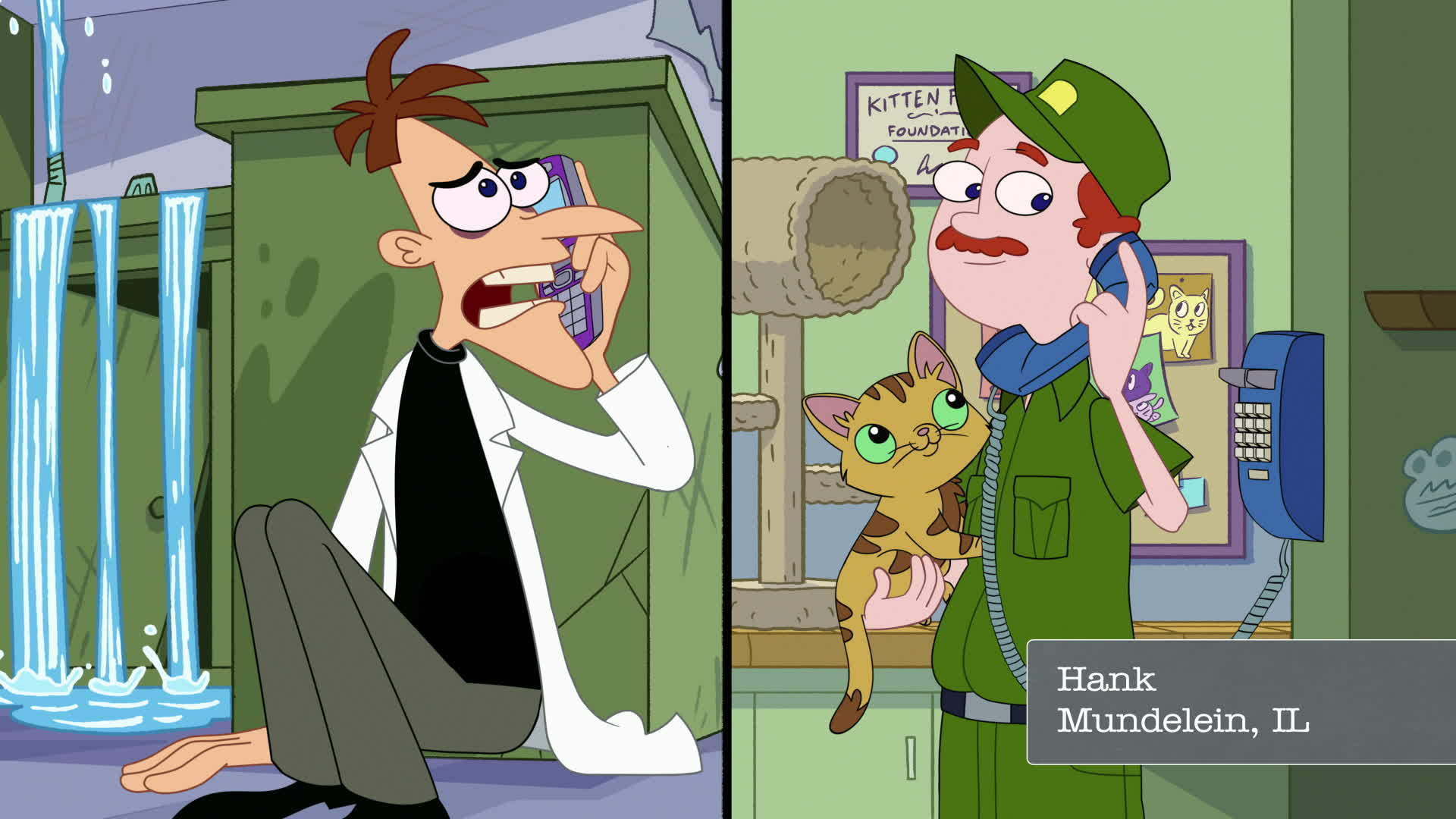 Dr. Doofenshmirtz's Rat Problem