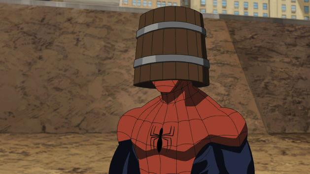 A Equipe - Ultimate Homem-Aranha