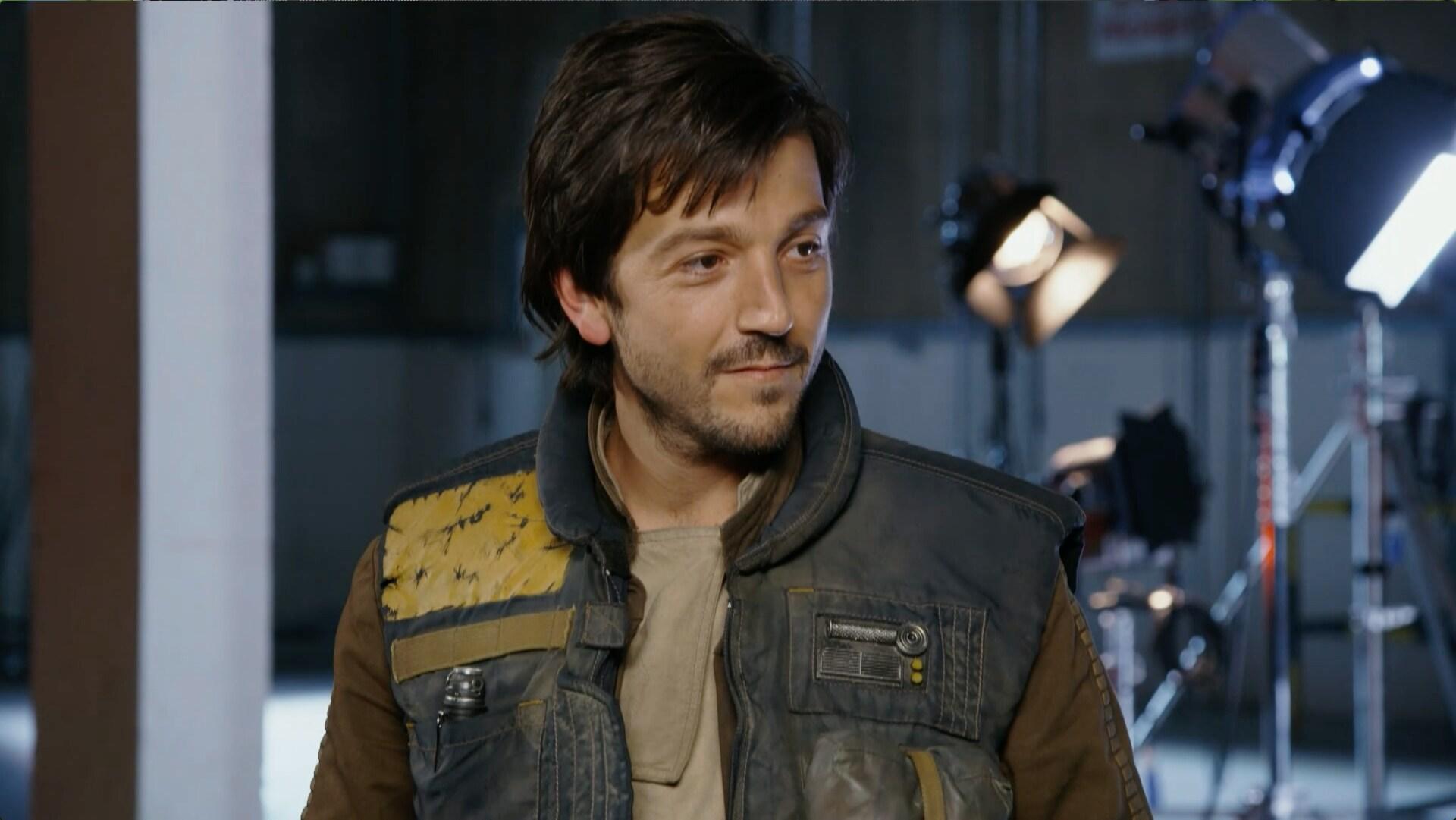Diego Luna, o espião rebelde de Rogue One