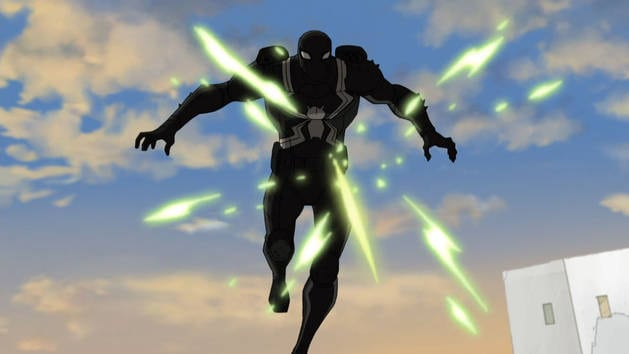 Ultimate Spider-Man Web Warriors - Extrait - L'agent Venom