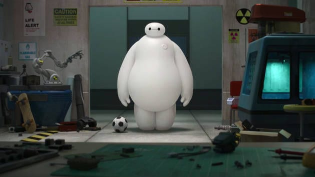 Big Hero 6 Official Trailer