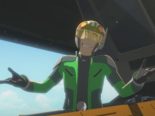 Shorts Collection - Star Wars Resistance