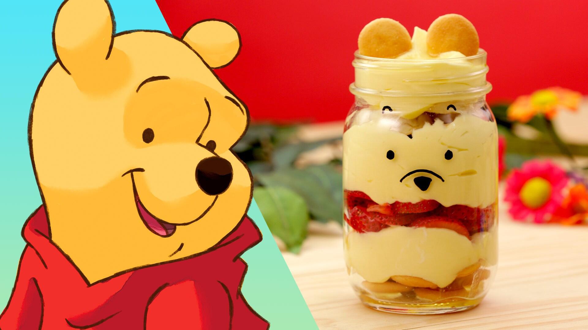 Winnie the Pooh Hunny Parfait   DisneyWeekend
