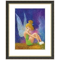 Image of Tinker Bell ''Tink Sitting'' Giclée by Randy Noble # 3