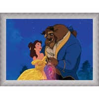 Image of ''Beauty and the Beast Dancing'' Giclé # 9