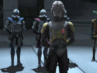 Becoming ARC Troopers