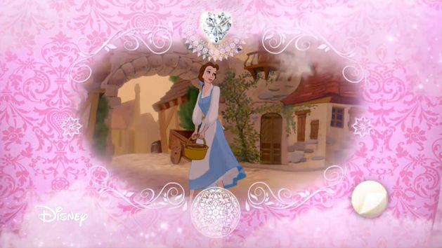 Disney Prinzessin - Belle