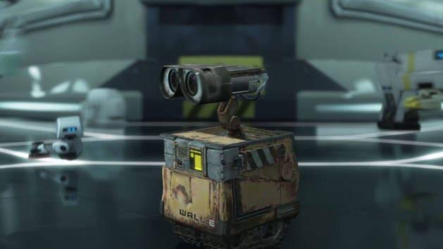 WALL-E's Robot Neighbors