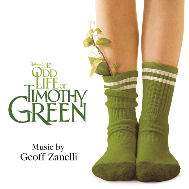 The Odd Life of Timothy Green: Soundtrack