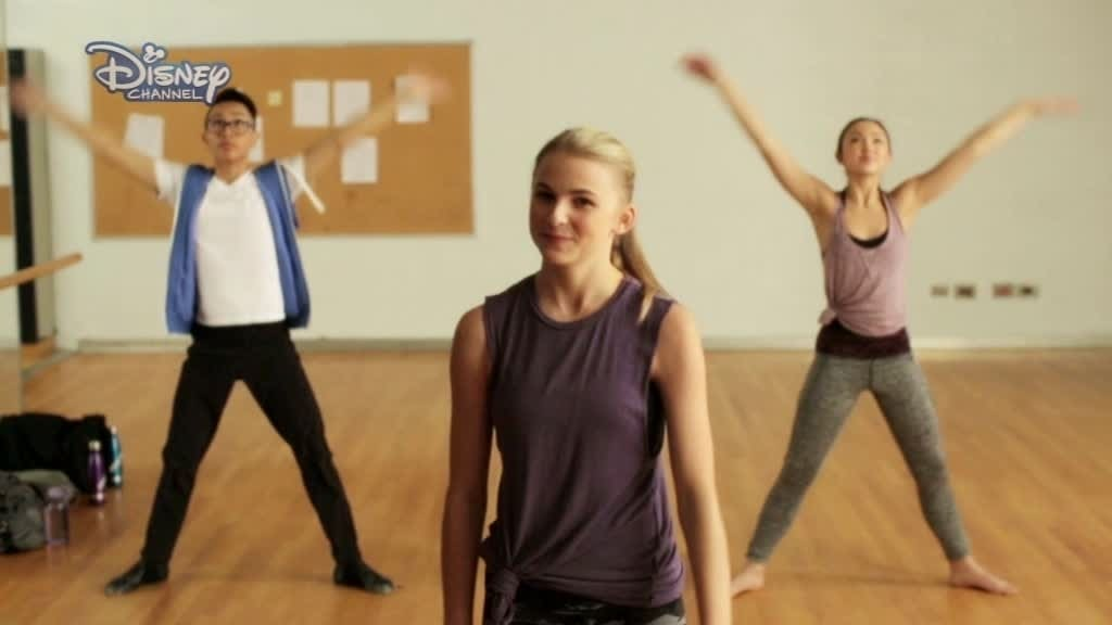 Lär dig dansövningar