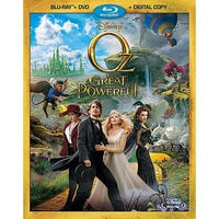 Image of Oz The Great and Powerful 2-Disc Combo Pack # 1